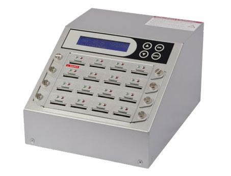 SD Karten Kopierstation 15 Targets